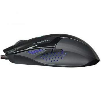 Mouse Team Scorpion X-Luca Black