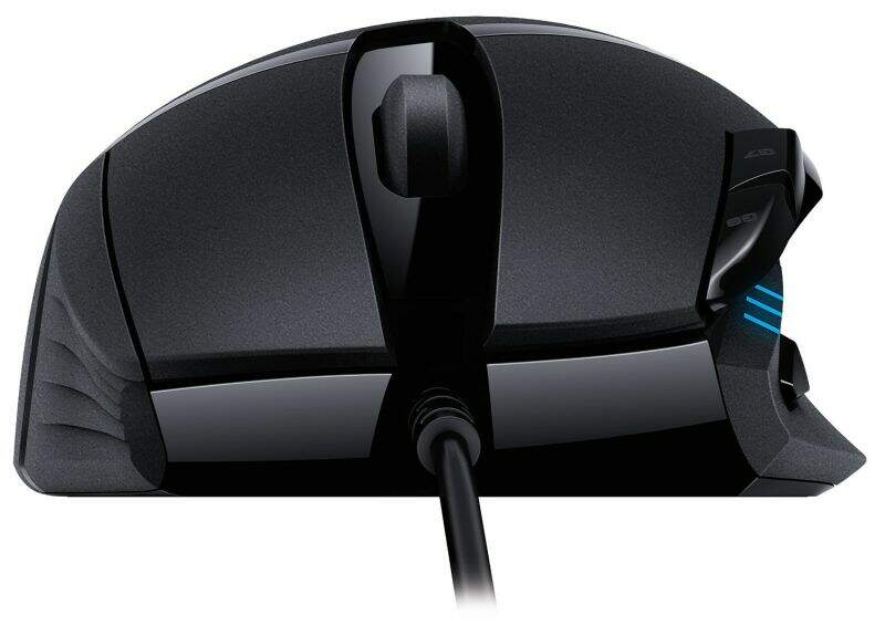 # ESPECIAL NATAL # Mouse Logitech G402 Hyperion Fury FPS Gaming