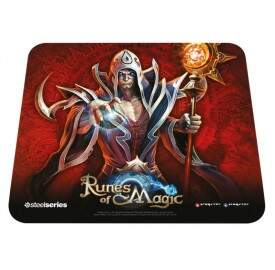 # BLACK NOVEMBER # MousePad SteelSeries QcK Runes of Magic