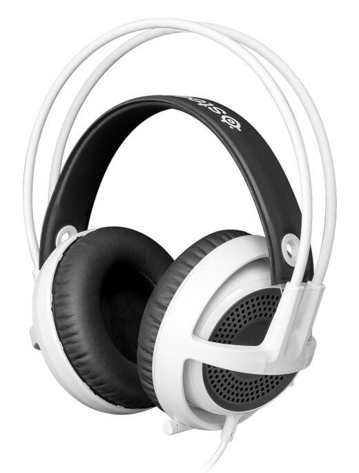 # ESPECIAL NATAL # Fone SteelSeries Sibéria V3 White