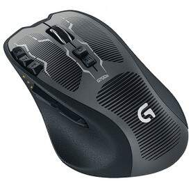 Mouse Logitech G700S Wireless