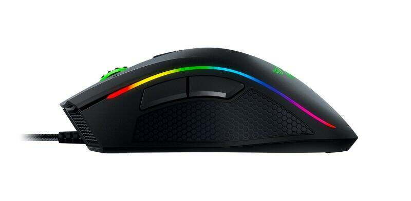 Mouse Razer Mamba Tournament Edition Chroma 5G 16.000dpi