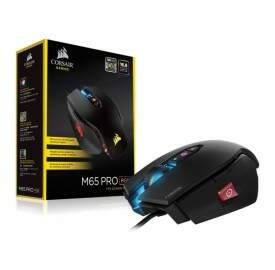 Mouse Corsair Gaming M65 Pro RGB Black 12000dpi CH-9300011-NA