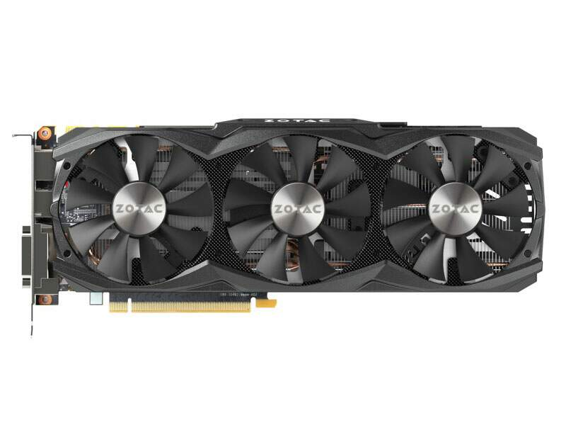 # ESPECIAL NATAL # Placa de Video VGA Zotac Geforce GTX980Ti AMP! 6GB DDR5 384Bit 7010MHZ DVI HDMI DP - ZT-90503-10P