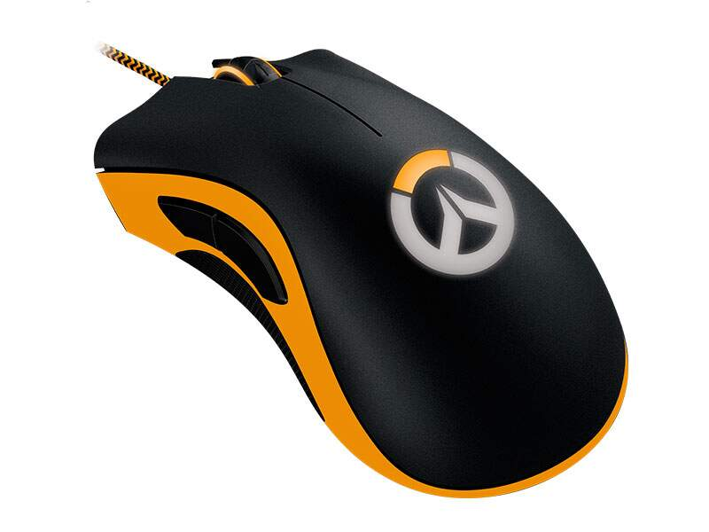 Mouse Razer DeathAdder CHROMA Overwatch 10.000 dpi