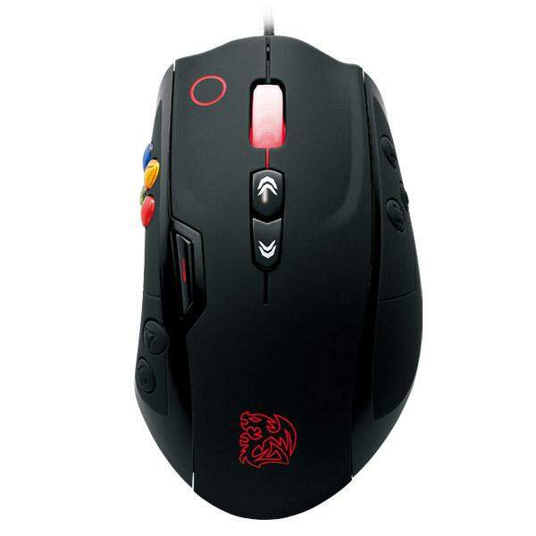 Mouse Thermaltake eSPORTS Volos MMO Gaming
