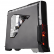 # BLACK NOVEMBER # Gabinete Thermaltake Versa N21 Window c/ 3x Fans Red - CA-1D9-00M1WN-07