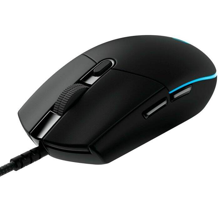# ESPECIAL NATAL # Mouse Logitech G PRO Gaming RGB 12000dpi