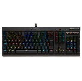 # BLACK NOVEMBER # Teclado Corsair Gaming K70 LUX RGB Cherry Red ABNT2 CH-9101010-BR