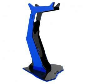 # ESPECIAL NATAL # Suporte HeadSet Rise Gaming Venon - Black and Blue