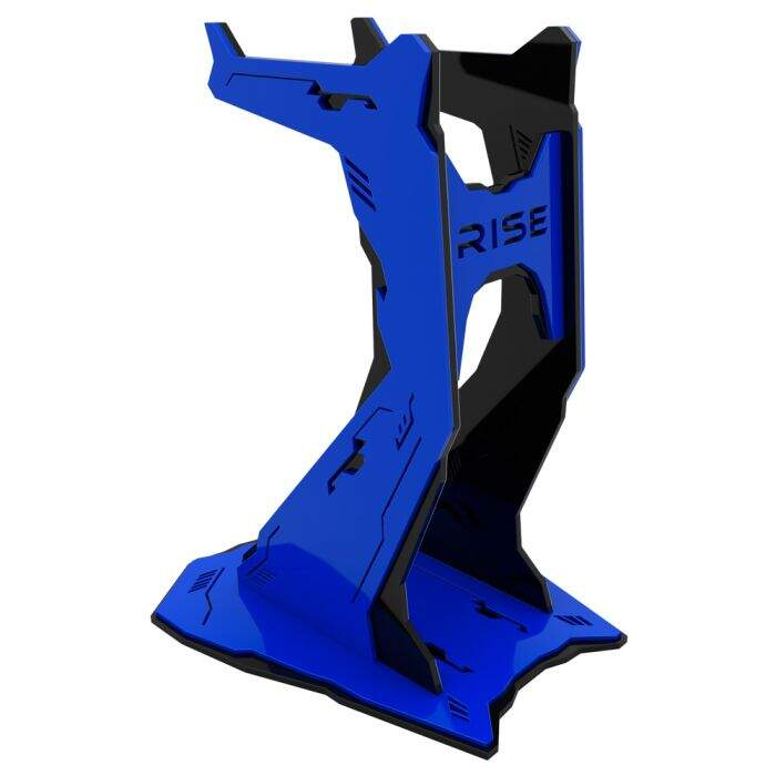 # BLACK NOVEMBER # Suporte HeadSet Rise Gaming Venon PRO - Black and Blue