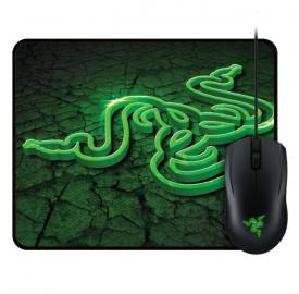 # PROMOÇÃO # Combo Mouse Razer Abyssus 2000dpi + MousePad Goliathus Control Fissure