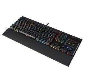 # ESPECIAL NATAL # Teclado Corsair Gaming K70 LUX RGB Cherry Red NA CH-9101010-NA