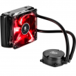 WaterCooler Maelstrom 120T DeepCool 120mm para AMD e Intel com LED Vermelho DP-GS-H12RL-MS120T-RED
