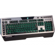 # BLACK NOVEMBER # Teclado Gamer Dazz Omega MMO 62255-3