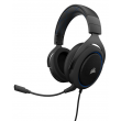 Fone Gamer Corsair Gamer Corsair HS50 Blue - CA-9011172-NA