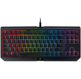 Teclado Razer BlackWidow Tournament Chroma V2 c/ Apoio Pulso