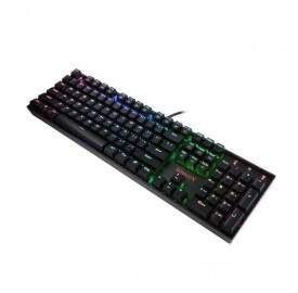 # BLACK NOVEMBER # Teclado Gamer Redragon Mecânico Mitra K551 RGB Switch Blue ABNT2