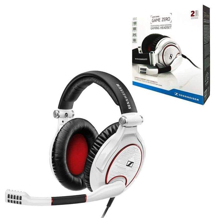 Fone Gamer Sennheiser Game One White
