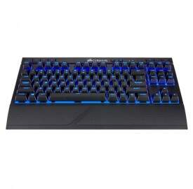 Teclado Corsair Gaming K63 Wireless Cherry Red e Led Blue NA CH-9145030-NA