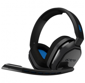 Fone Gamer Astro A10 Headset Blue Edition - PC, PS4, XBOX ONE, MAC, SWITCH