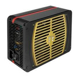 Fonte Thermaltake ATX Toughpower Grand 650W Reais 80 Plus Gold Modular - TPG-0650M