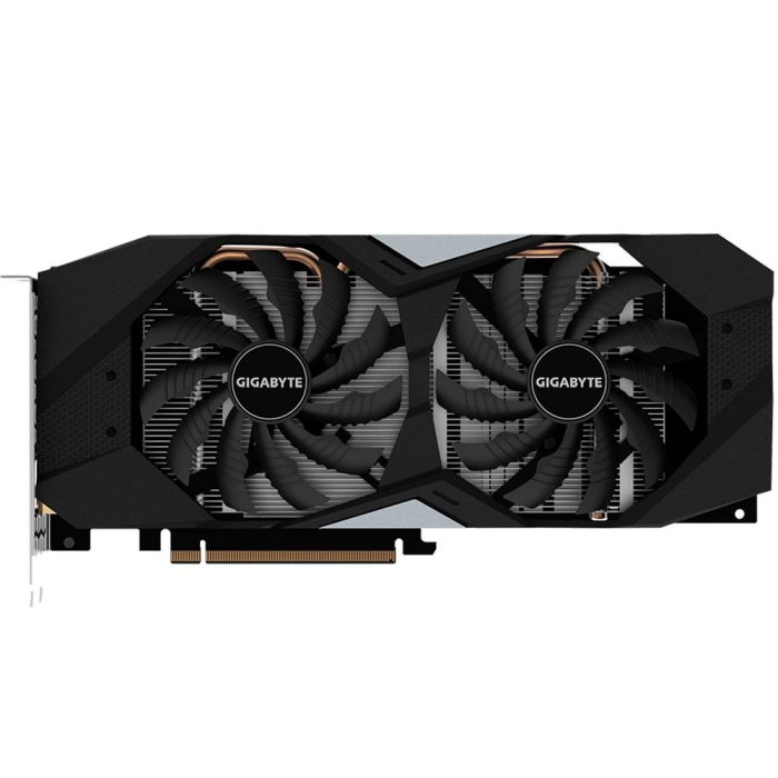 Placa de Vídeo Gigabyte Geforce RTX 2060 WindForce OC 6G GDDR6 - GV-N2060WF2OC-6GD