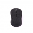 Mouse OEX Gaming Tiny MS601 Bluetooth e Wireless Preto