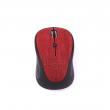 Mouse OEX Gaming Tiny MS601 Bluetooth e Wireless Vermelho