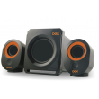 Speaker OEX Gaming Booster SK500 30W Preto Bluetooth e P2