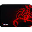MousePad Rise Gaming Scorpion Red Médio Bordas Costuradas - RG-MP-04-SR