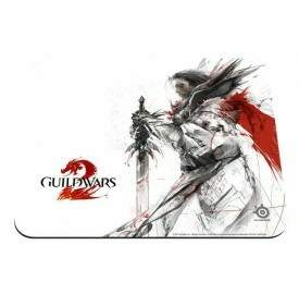 # BLACK NOVEMBER # MousePad SteelSeries QcK Guild Wars 2 Logan Edition