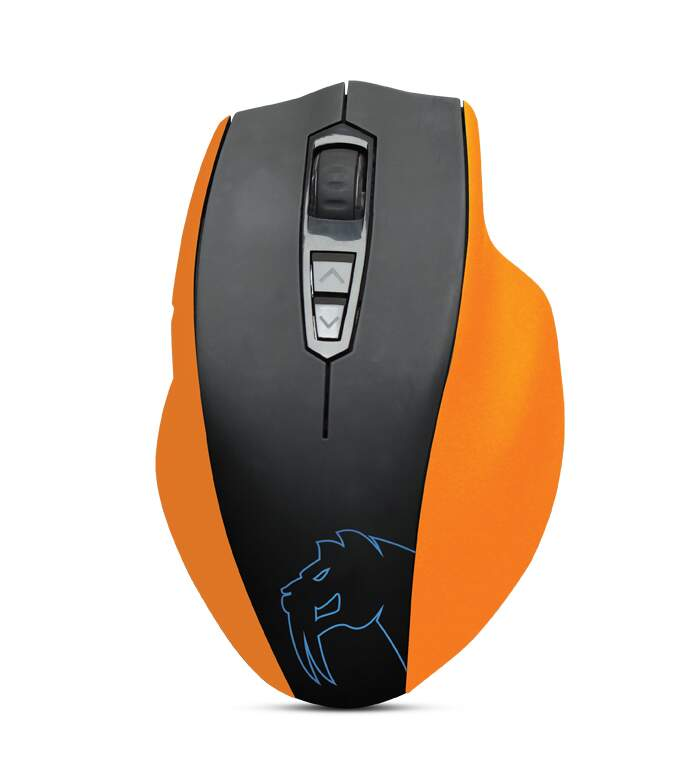Mouse Gamer Dazz Smilodon 5000 DPI 621820