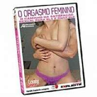DVD - O Orgasmo Feminino - Loving Sex