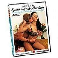 DVD Loving Sex - A arte do spanking e do bandag