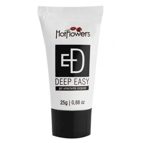 Gel Umectante e Dessensibilizante Deep Easy Hot Flowers