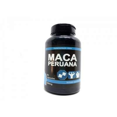 Maca Peruana 500mg 90 caps Flora Nativa