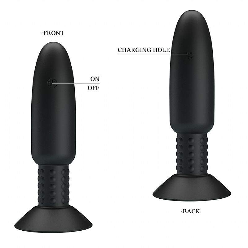Plug Anal Beaded For Extra Romantic - Pretty Love