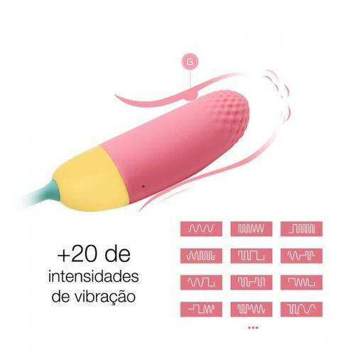 Vibrador Bullet Vini Lite - Magic Motion