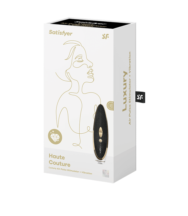 Satisfyer Luxury Haute Couture Estimulador de Clitóris