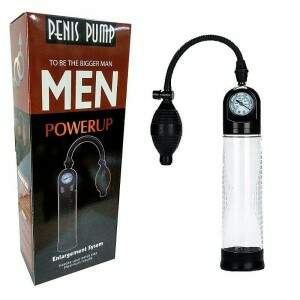 Bomba Peniana Men Powerup - Penis Pump