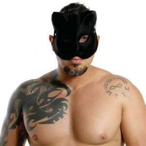 Máscara Felino Pet Play