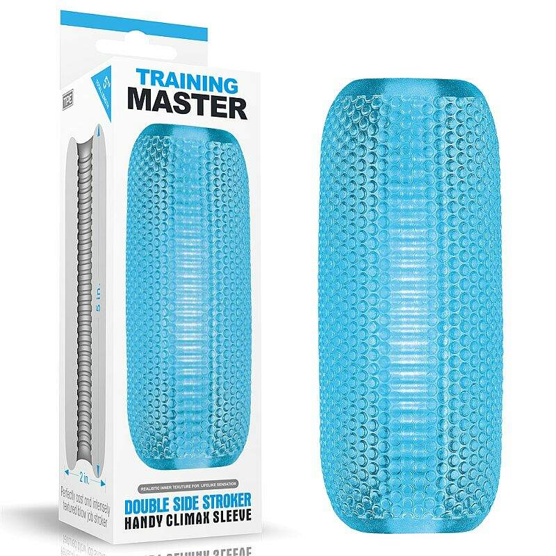 Masturbador Masculino - Training Master Double - Lovetoy