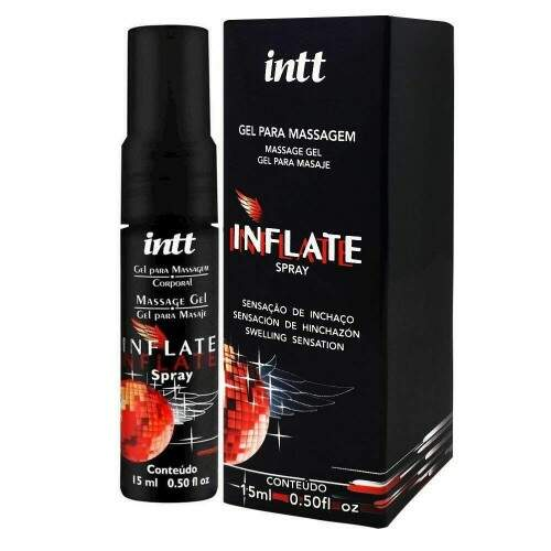 Gel excitante Inflate