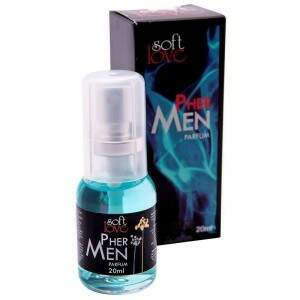 Pheromonas Man Parfum - Soft Love