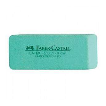 BORRACHA VERDE LATEX FABER CASTELL