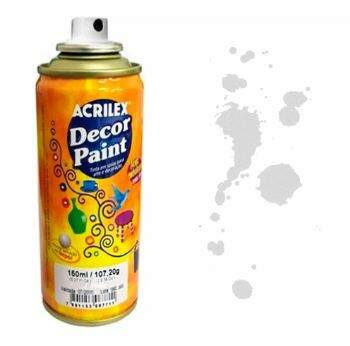 SPRAY PRATA 533 150ML ACRILEX