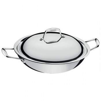 Panela Wok Tramontina Design Collection Trix 32cm 5,10Litros 62838320