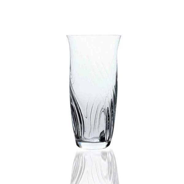 Vaso cristal Bohemia Optic 25,5cm 82505