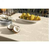 Toalha de mesa Karsten Tropical Natural 160x220cm 3239374